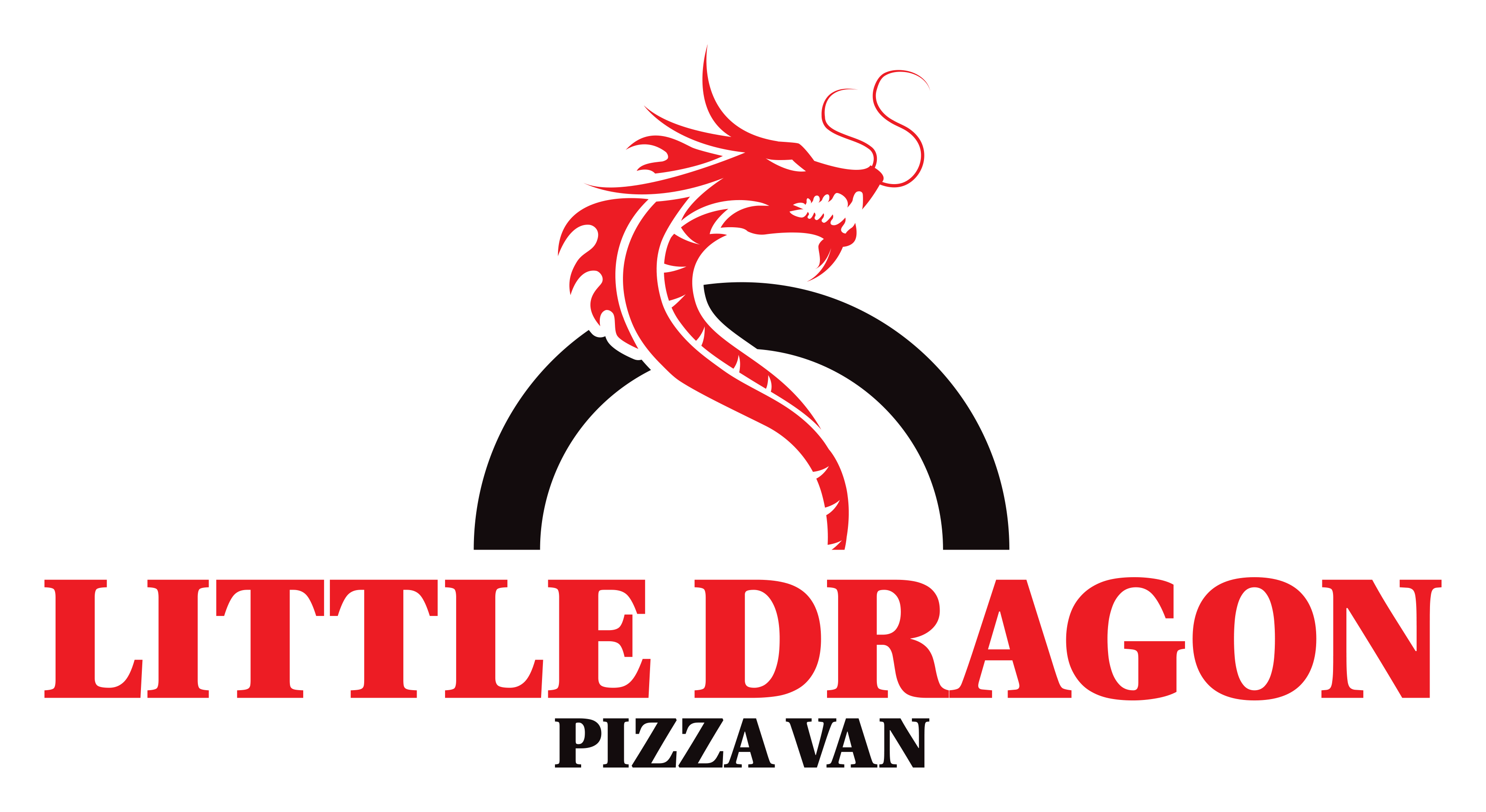 Little Dragon Pizza Van